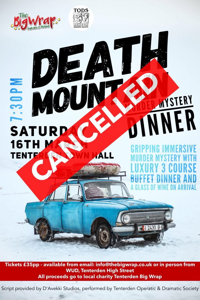 Death Mountain Cancelled