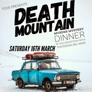 Poster for Death Mountain