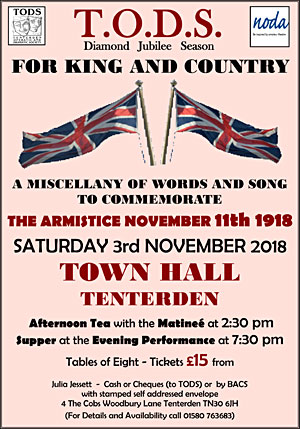 Poster for For King and Country